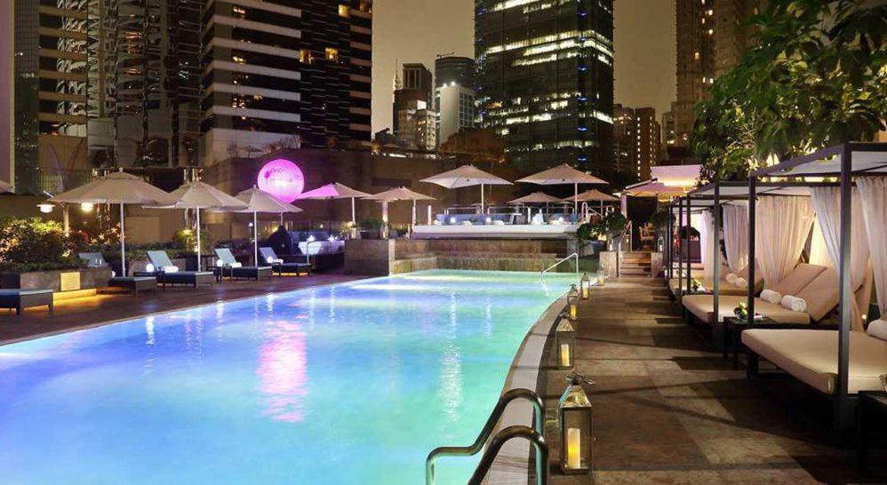 Conrad Hong Kong Pool