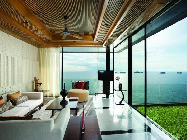 Conrad Koh Samui 1 Bedroom King Oean View Pool Villa