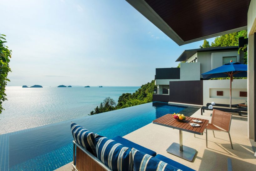 Conrad Koh Samui 1 Bedroom Oceanview Infinity Pool Villa