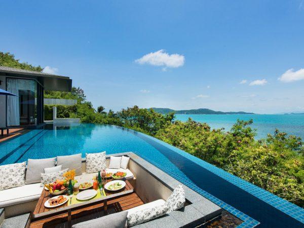 Conrad Koh Samui 1 Bedroom Oceanview Retreat Pool Villa
