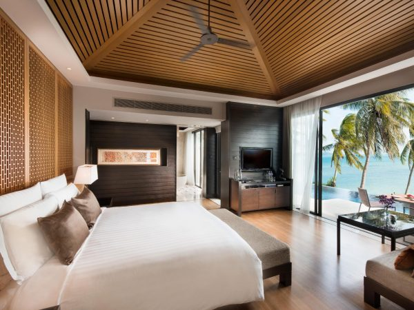 Conrad Koh Samui 1 Bedroom Waterfront Pool villa