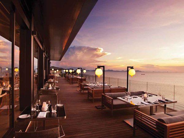 Conrad Koh Samui Azure Bar and Grill