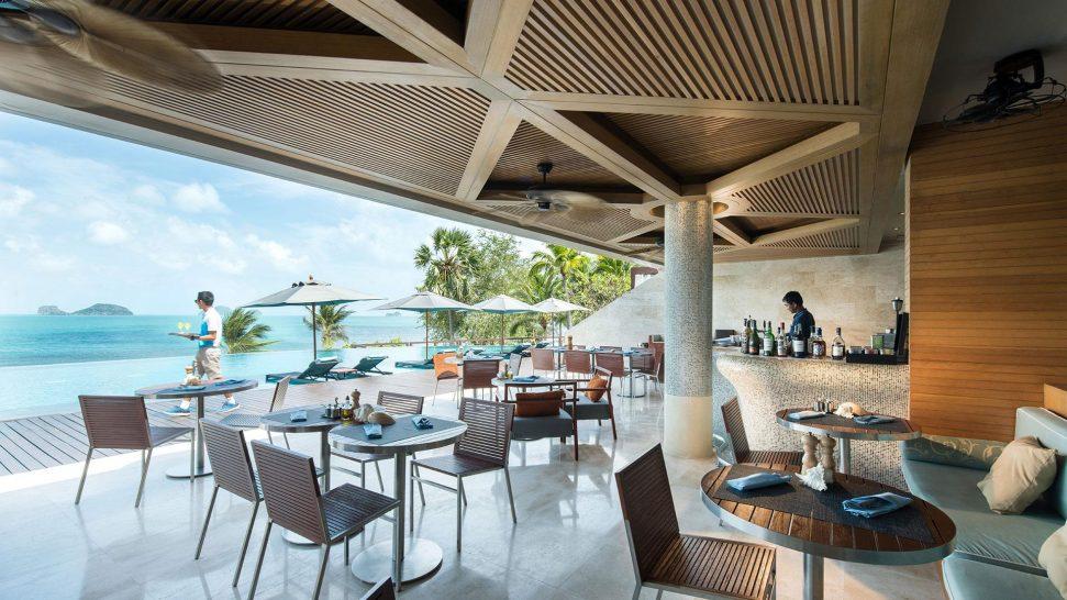 Conrad Koh Samui Azure Pool Bar And Grill