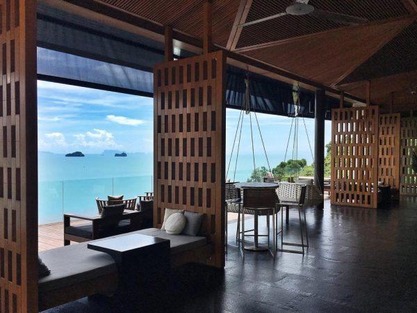 Conrad Koh Samui View Lobby