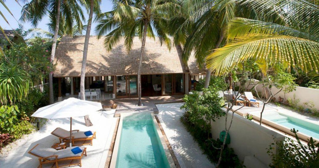 Conrad Maldives Beach Suite