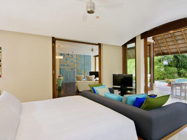 Conrad Maldives Rangali Island Beach Suite