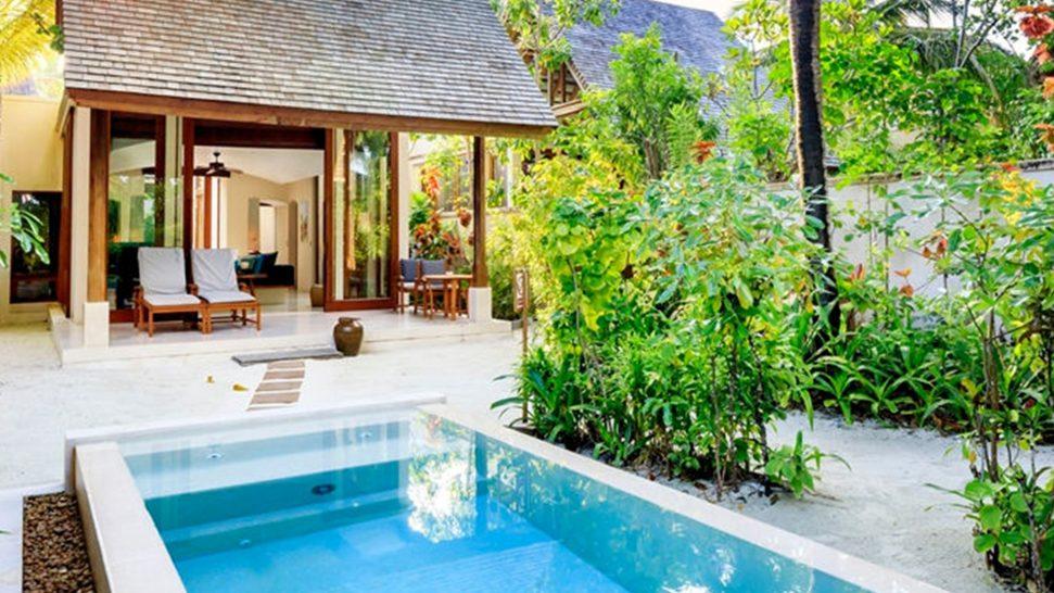 Conrad Maldives Rangali Island Deluxe Beach Villa
