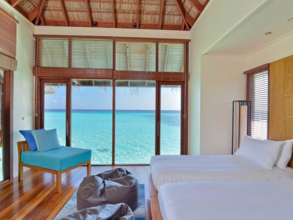 Conrad Maldives Rangali Island Family Water Villa