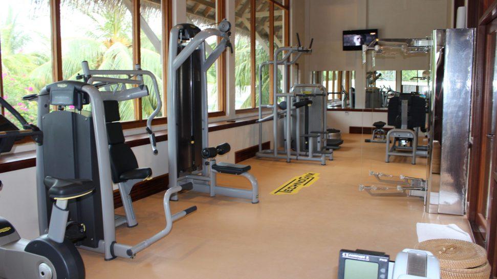 Conrad Maldives Rangali Island Fitness Center