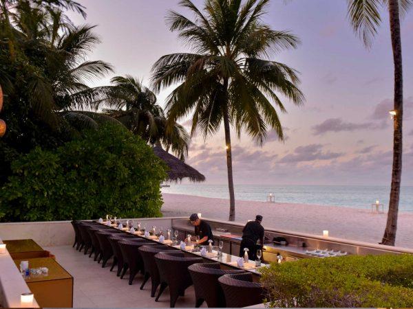 Conrad Maldives Rangali Island Koko Grill