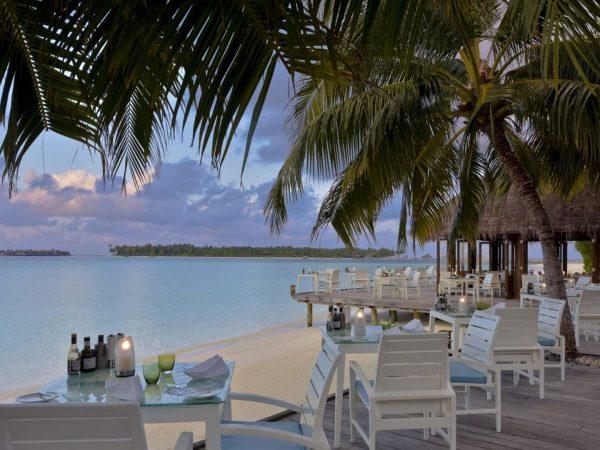 Conrad Maldives Rangali Island Lagoon lifestyle