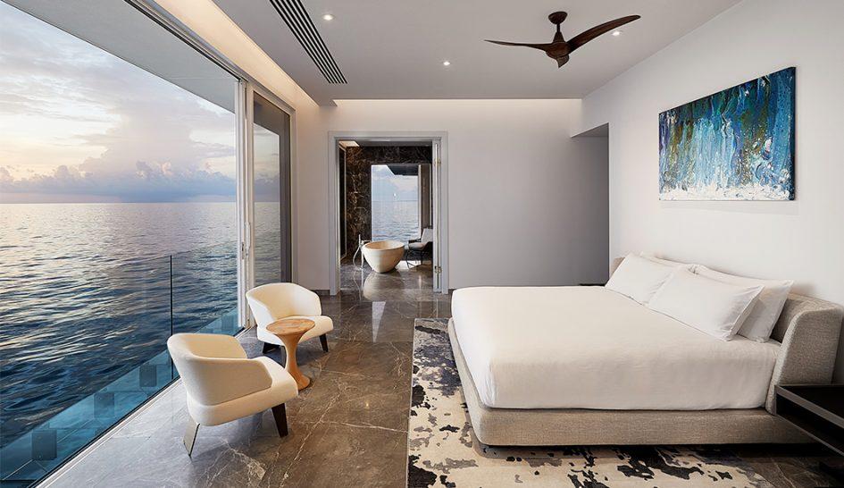 Conrad Maldives Rangali Island Muraka Master Suite