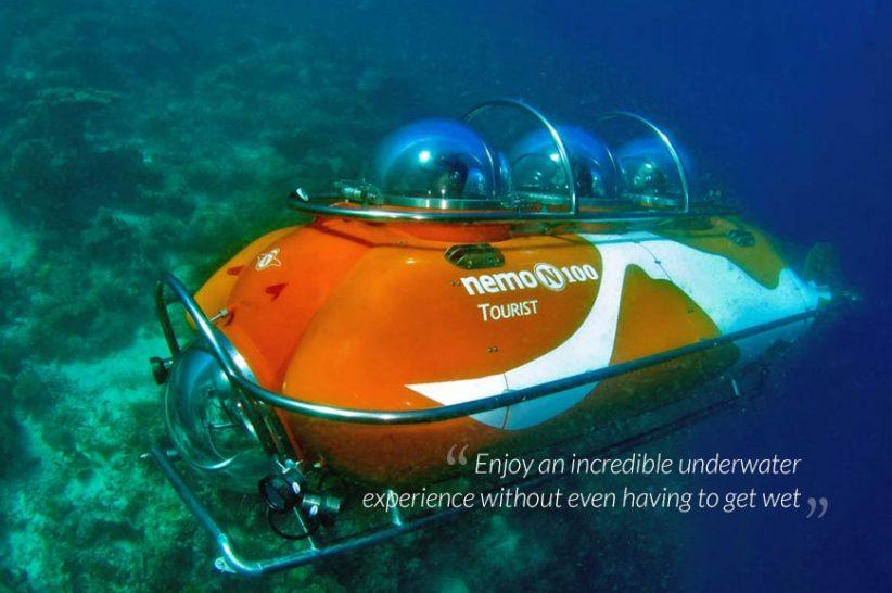 Conrad Maldives Rangali Island Nemo Submarine