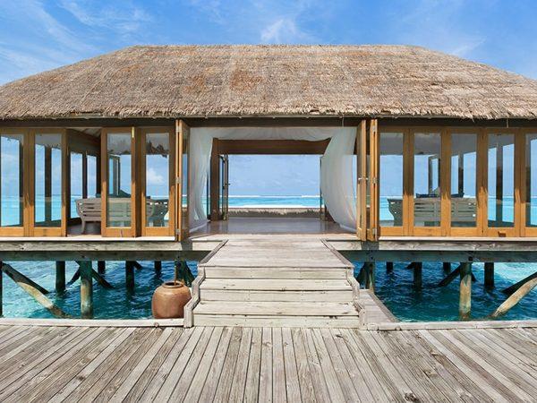 Conrad Maldives Rangali Island Over Water Spa