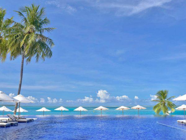 Conrad Maldives Rangali Island PoolConrad Maldives Rangali Island Pool