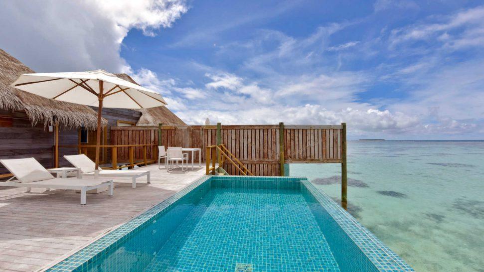 Conrad Maldives Rangali Island Premier Water Villa