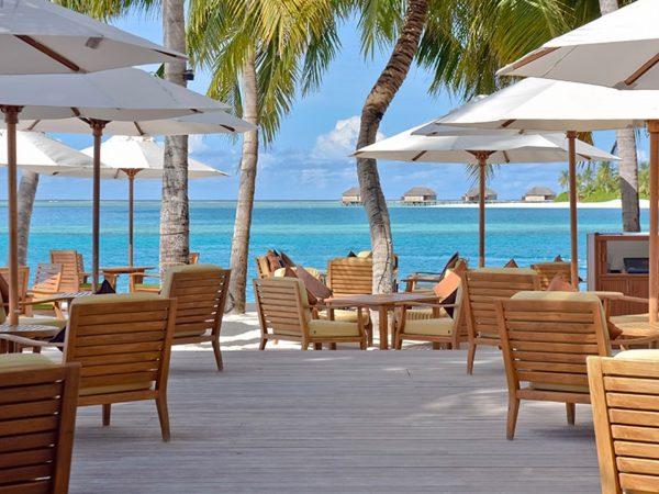 Conrad Maldives Rangali Island Rangali Bar