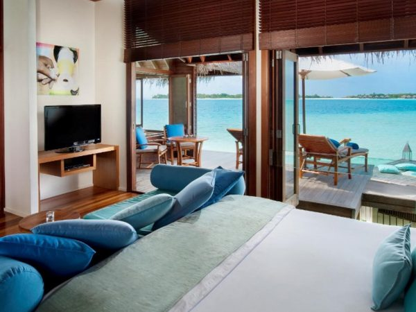 Conrad Maldives Rangali Island Retreat Water Villa