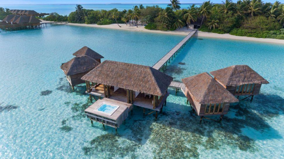 Conrad Maldives Rangali Island Spa Overview