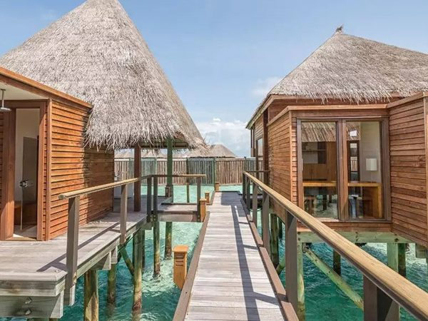 Conrad Maldives Rangali Island Spa Retreat Treatment Rooms