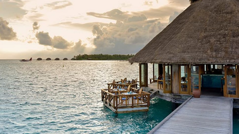 Conrad Maldives Rangali Island Sunset Grill