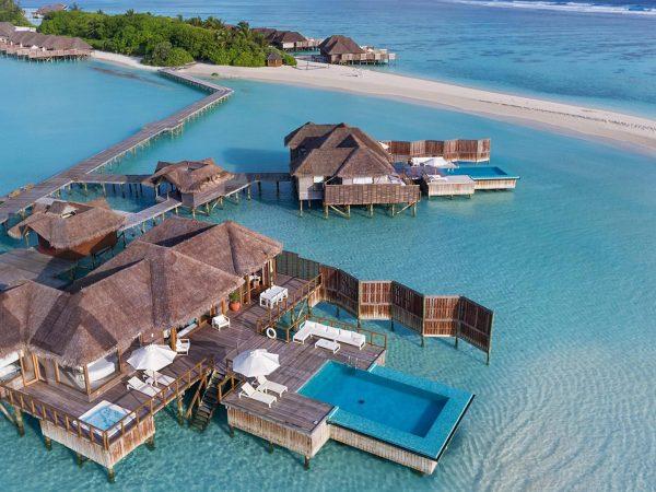Conrad Maldives Rangali Island Sunset Water Villa