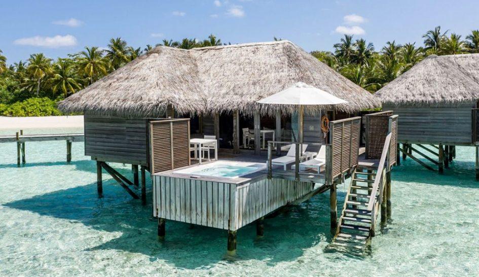 Conrad Maldives Rangali Island Superior Water Villa
