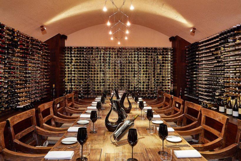 Conrad Maldives Rangali Island The Wine Cellar