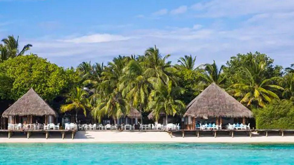 Conrad Maldives Rangali Island Vilu Restaurant and Bar