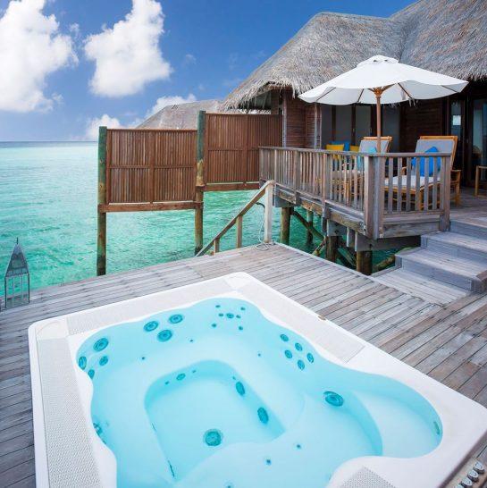 Conrad Maldives Rangali Island Water Villa