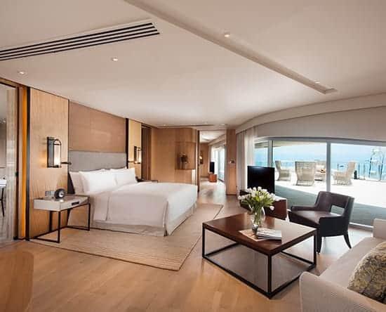 Conrad Manila Bay View Two Bedroom Terrace Suite