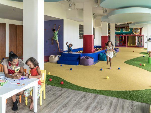 Shangri La Hambantota Sri Lanka Cool Zone Kids Club
