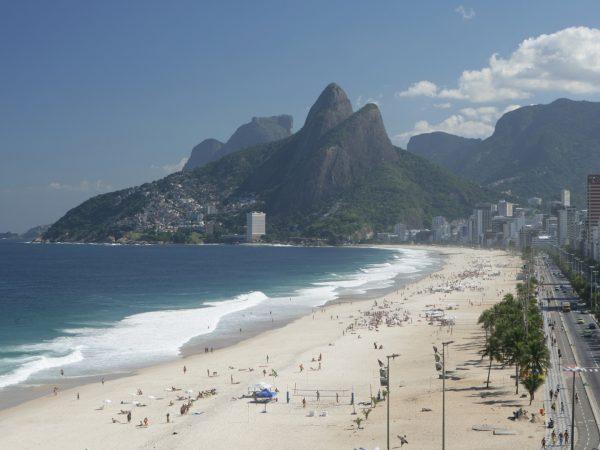 Fasano Rio de Janeiro Beach View