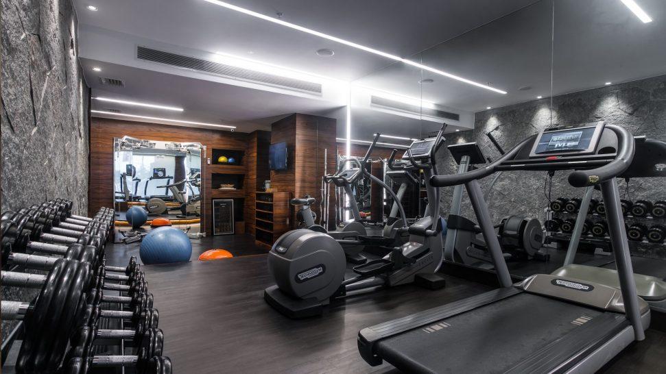 Fasano Rio de Janeiro Gym