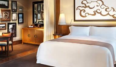 The St. Regis Lhasa Resort Grand Deluxe room