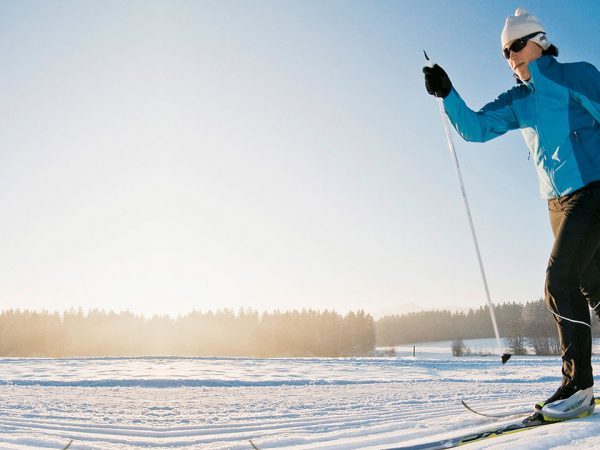 Grand Resort Bad Ragaz Cross-Country Skiing