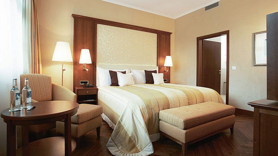 Grand Resort Bad Ragaz Deluxe Suite
