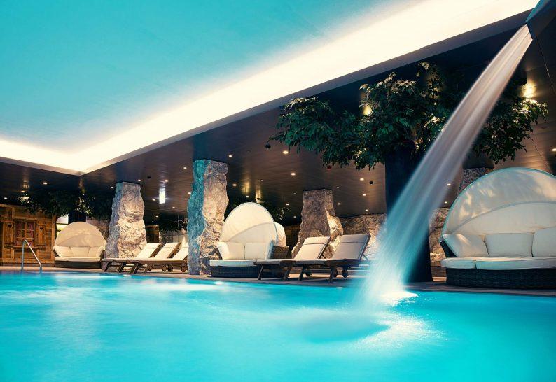 Grand Resort Bad Ragaz Family Spa Pool
