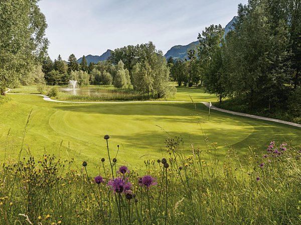 Grand Resort Bad Ragaz Golf