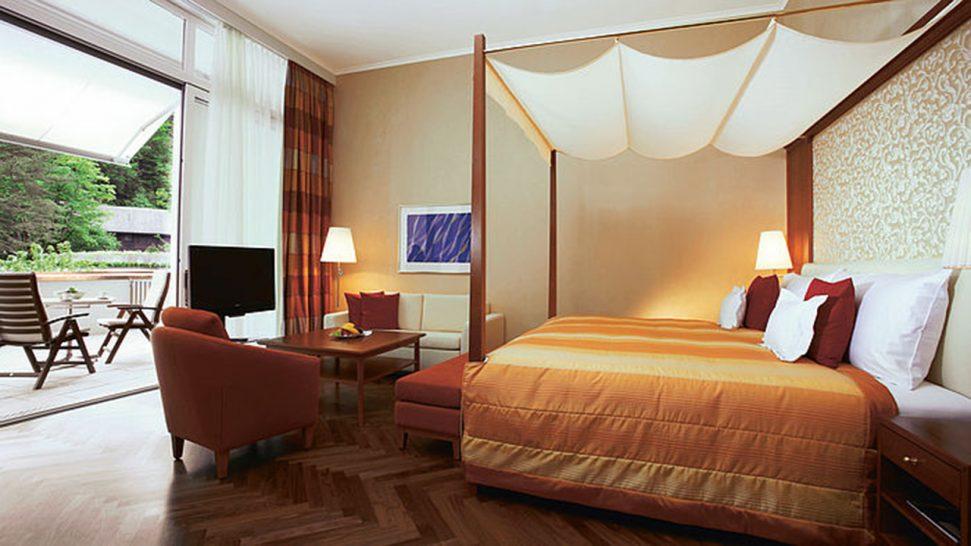 Grand Resort Bad Ragaz Grand Deluxe