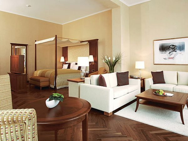 Grand Resort Bad Ragaz Grand Deluxe Suite