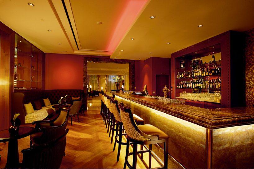 Grand Resort Bad Ragaz Hof Bar