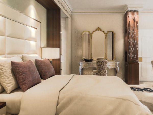 Grand Resort Bad Ragaz Junior Suite