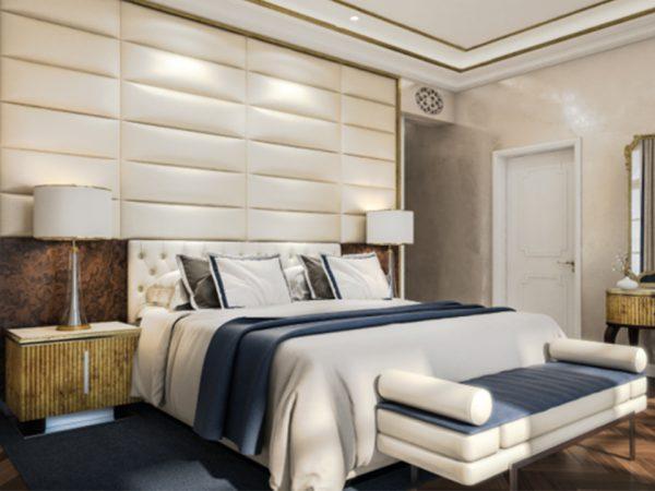 Grand Resort Bad Ragaz King Suite