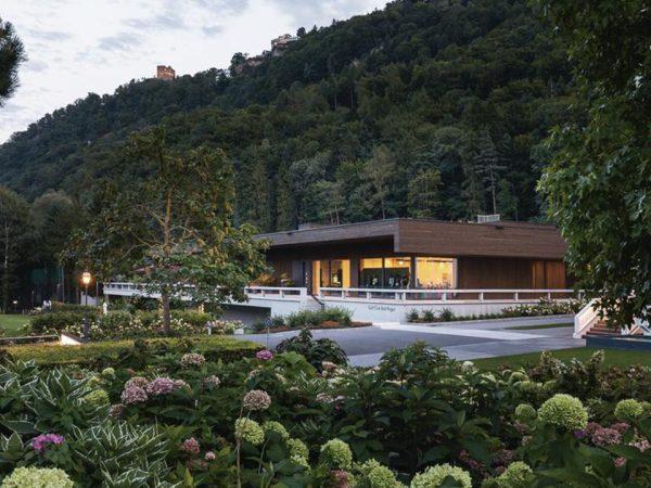 Grand Resort Bad Ragaz Lobby View