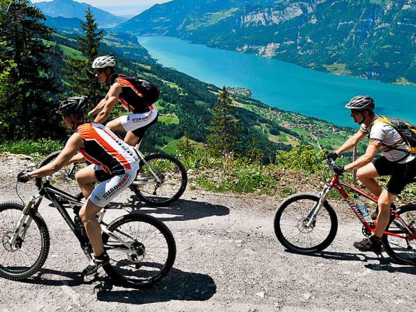 Grand Resort Bad Ragaz Mountain Biking and Cycling
