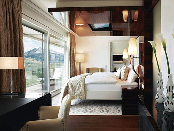 Grand Resort Bad Ragaz Penthouse Suite