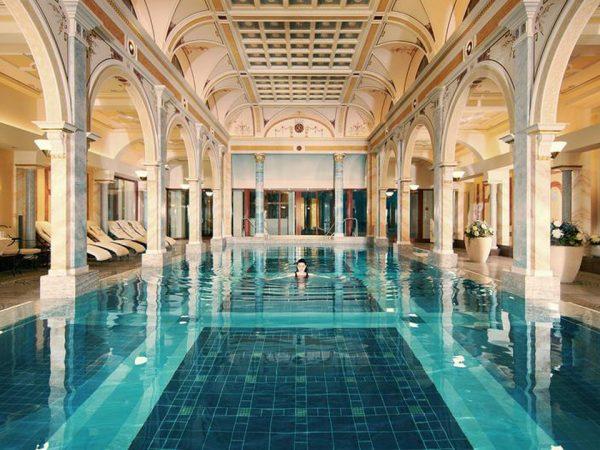 Grand Resort Bad Ragaz Pool