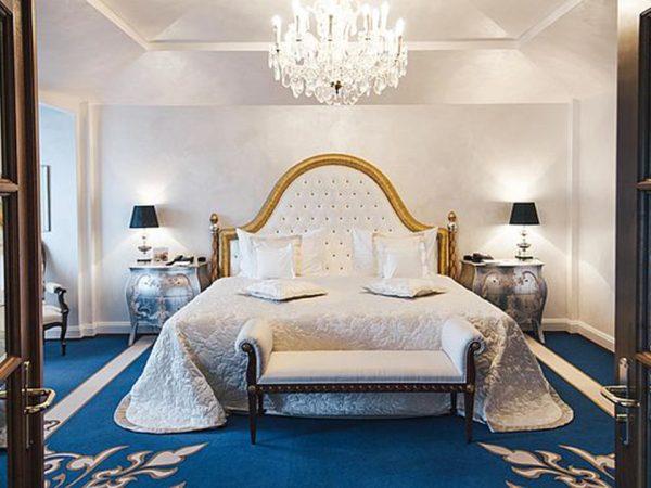Grand Resort Bad Ragaz Royal Suite
