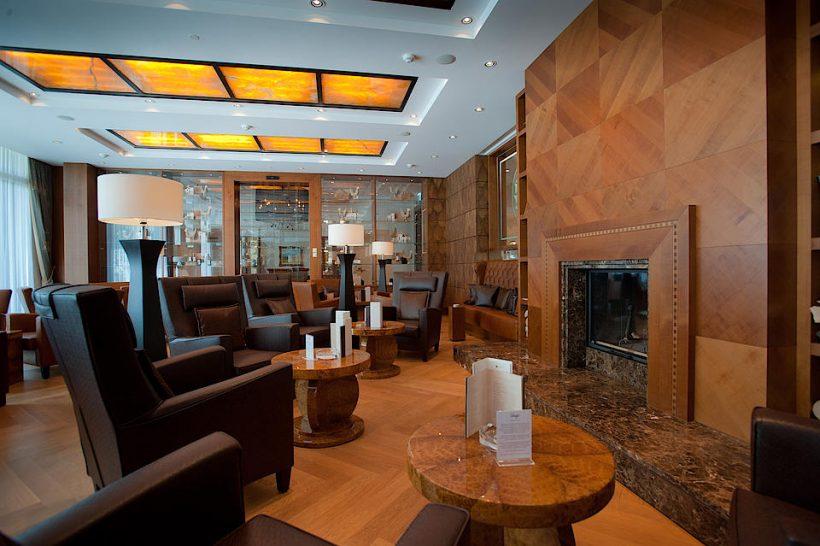 Grand Resort Bad Ragaz Salon Davidoff